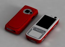 Nokia N73 by smasher511