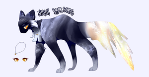 night starscape auction adoptable || closed by AMARYLLIES