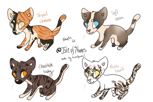 Free Adopts (publicity for IoT) by roseefinch