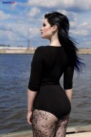 blaues wasser by SYNTHPROJECT