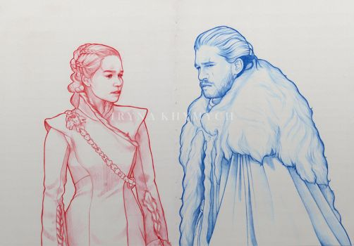 A Song of Ice and Fire by TheLoveSong