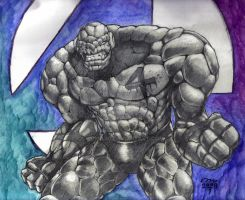 Ben Grimm --Final-- by tcmayo