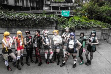 From Emerald city to Jet City to Rose City by FandomFoodie
