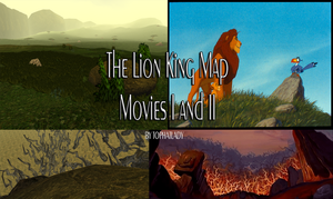 The Lion King // FH Map by TopHatLady