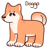 Its a Doggo by FluffyPrey