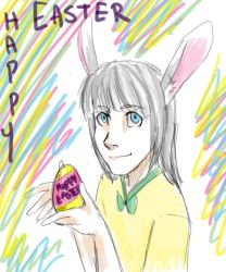 Happy Easter by Teriiza