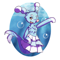 Fletcher the Brionne by Xael-The-Artist