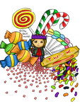 My Candy King ~Complete~ by littleblackmariah