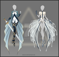 (CLOED) Adoptable Outfit Auction 55-56 by JawitReen