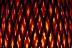 Caged Fire by AGphotostuff