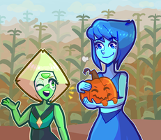 Gem Harvest by Melabrook