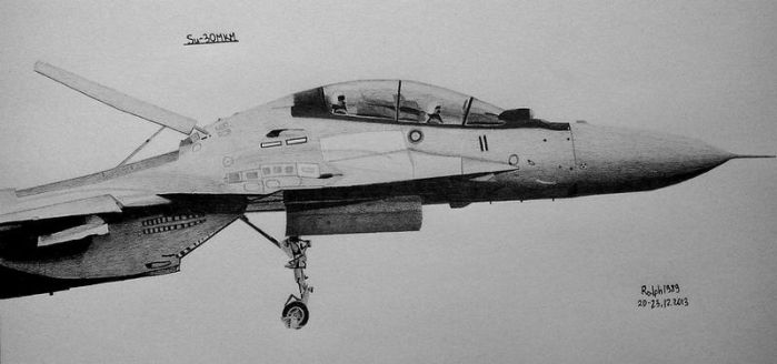 Malaysian Flanker by Ralph1989