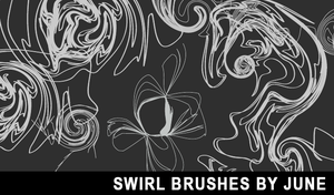 Swirl Brushes by dearestyou