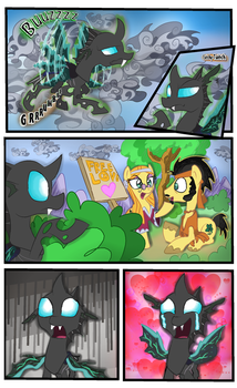 The tears of a Changeling by Supersheep64