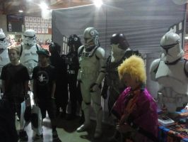 Star Wars at Stockton-Con by LoneWHunt