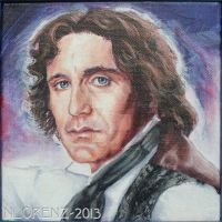 The Eighth Doctor: 50th Anniversary by napalmnacey