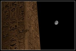 Obelisk of Luxor by themobius