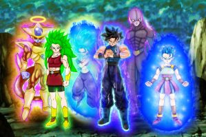 Ascended Universe 6 by PrimusOmega96