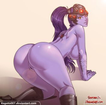 Bootywatch - Widowmaker by kagato007
