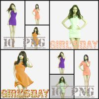 10 PNG de Girl's Day by LuannaMaria