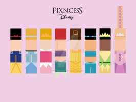 pixness disney 2.0 by RoseBelleDArk
