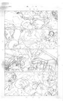 mad avengers 28 page 9 by igbarros