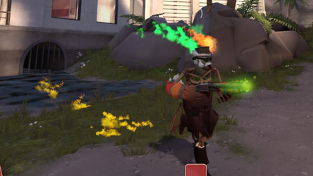 Unusual Team Fortress 2 Loadout by BannerWolf