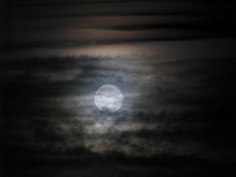 Supermoon August 29 2015 by zannapic