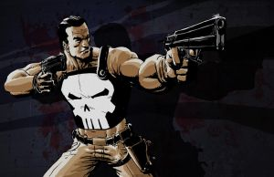 Punisher by feeesh