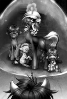 Fallout: Equestria 16 by LimreiArt