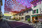 lovely Geneva - Carouge flags and colors by Rikitza