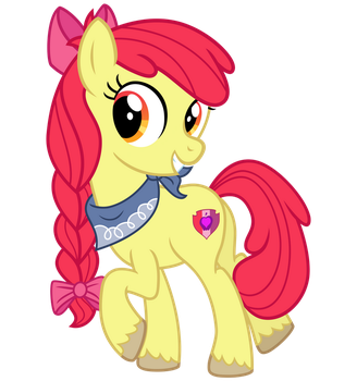 Teen Apple Bloom by cheezedoodle96