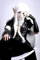 COSPLAY  Elf DUCAN by yuegene
