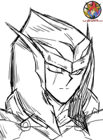[Quick Sketch Request] Timaeus by AtemKira