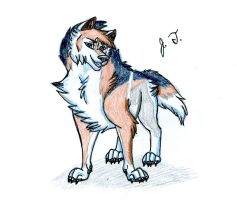 Domain of the Wolf - Shiloh by joshbluemacaw