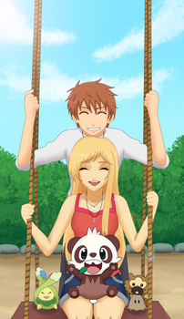 Swing time by Urucchi