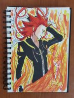 Day 111 Axel by TomatoStyles