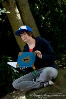 Dipper Pines | Teen | I by Wings-chan
