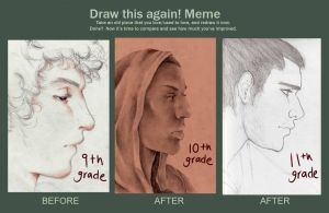 Draw it again- Profiles by Haruhi2034