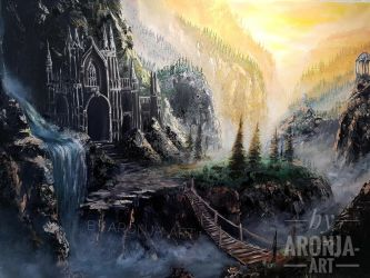 The Forgotten Kingdom by Aronja