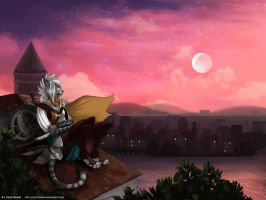 Rooftops by Shesterrni