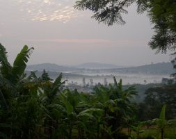 Ugandan Morning by numapompilius