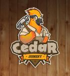 Mascot logo for Cedar Joinery. by SOSFactory