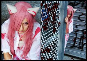 Elfen lied - Dont anger me by HotaruBloody