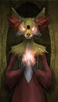 Delphox Awakens