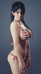 DoA - Blood Moon Momiji by saqune