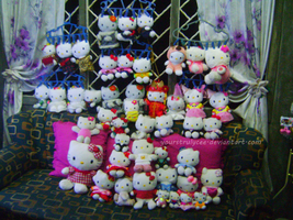 Hello Kitty Collection by yourstrulycee