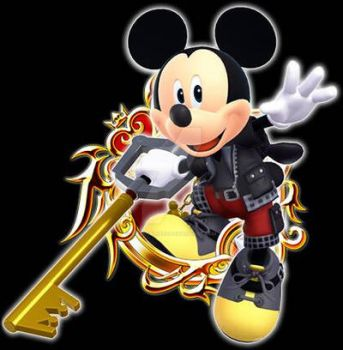 KH III King Mickey [EX] by SirSkullReed