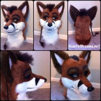 Blaez Head- Resin Base by theassassinnox