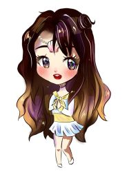 Lulu Chibi #1 ~ Nice to Meet You! by xLuluCotton